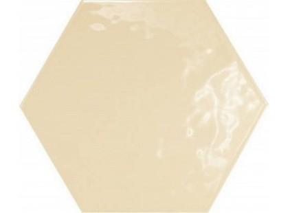 Equipe Hexatile Crema Brillo