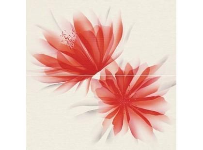 Abk Atelier Composizione Moonflower Double Bianco