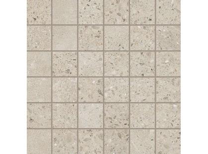 Abk Downtown Mosaico Quadretti Ecru rettificato