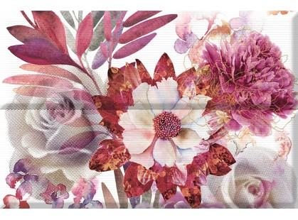 Absolut Keramika Aure Savage Composicion Savage Flowers Berenjena 01