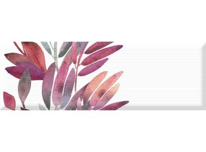 Absolut Keramika Aure Savage Flowers Berenjena 01