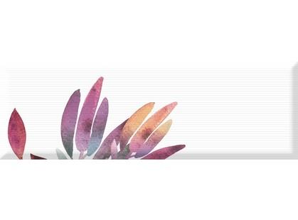 Absolut Keramika Aure Savage Flowers Berenjena 02