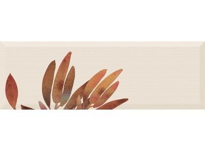Absolut Keramika Aure Savage Flowers Marron 02