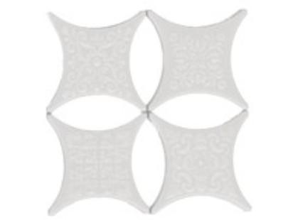 Absolut Keramika Core Estrella Set Core Blanco  4 вида в ассортименте
