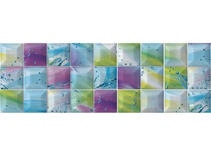 Absolut Keramika Dots Rainbow Lines B27