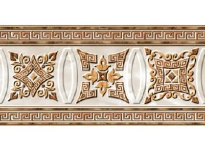 Absolut Keramika Legend Cenefa Tabaco