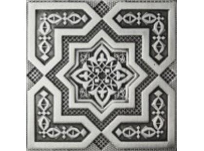 Absolut Keramika Metalic Plox Satined Black Silver 1406 Beni-Maclet