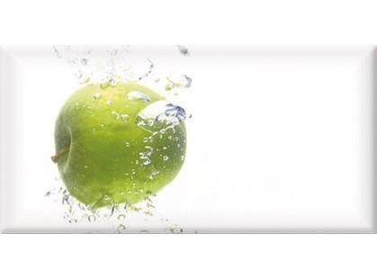Absolut Keramika Monocolor 100х200 Biselado Decor Fresh Apple