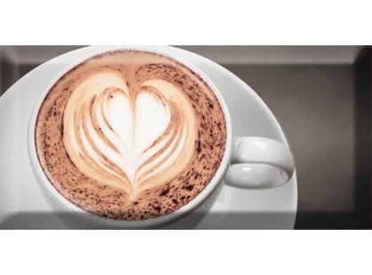 Absolut Keramika Monocolor 100х200 Biselado Decor Coffee Capuccino Negro A