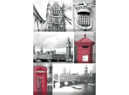 Absolut Keramika Monocolor 7.5х15 Biselado Composicion London Calling C