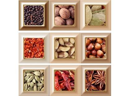 Absolut Keramika Monocolor Cube warm kitchen