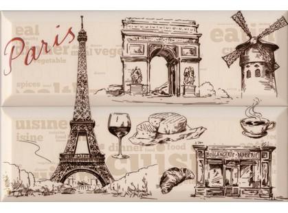 Absolut Keramika Paris Composicion (2 плитки)