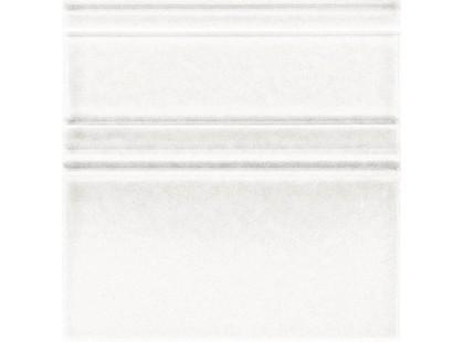 Adex Modernista Rodapie Clasico C/C Blanco