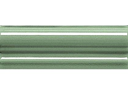Adex Modernista Moldura Italiana PB C/C Verde Oscuro