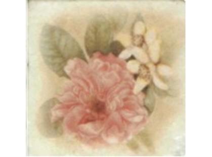 A.L.CO Ceramiche Marmi italiani Inserto Botticino Fiore  1 B x  ABC