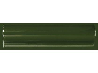 Almera Ceramica Noblesse Moldura Verde Botella Brillo