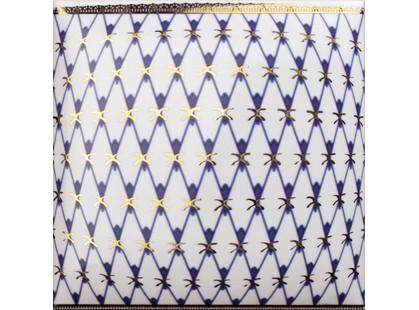 Amadis Fine Tiles Teaport Mesh Border