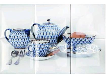 Amadis Fine Tiles Teaport Picture 6pz