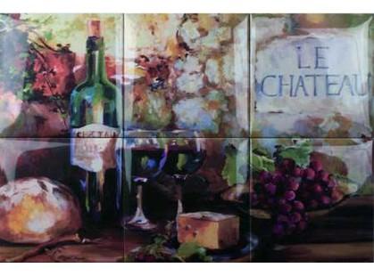 Amadis Fine Tiles Wine Wine Pictures 6pz