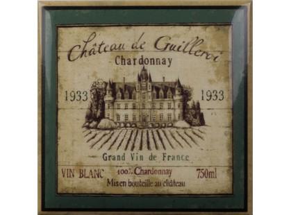 Amadis Fine Tiles Wine Label Decors 3