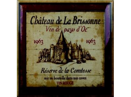 Amadis Fine Tiles Wine Label Decors 4