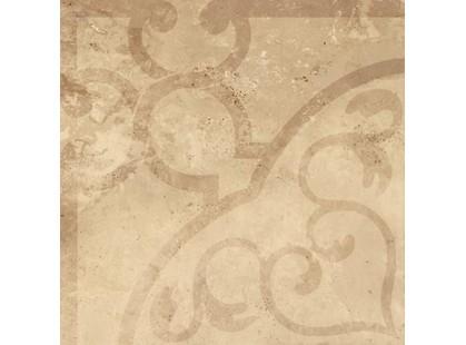 Ape ceramica Arezzo Fiore Crema