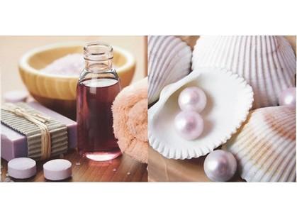 Ape ceramica Blancos Decor Perlas Brillo