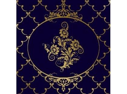 Ape ceramica Capricho De Los Zares Renacimiento Cobalto
