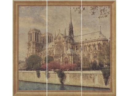 Ape ceramica Deja Vu Set (3) Notre Dame (отпуск.компл. 3 шт)