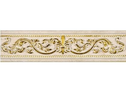 Ape ceramica Jordan Listelo Lexus Beige Gold