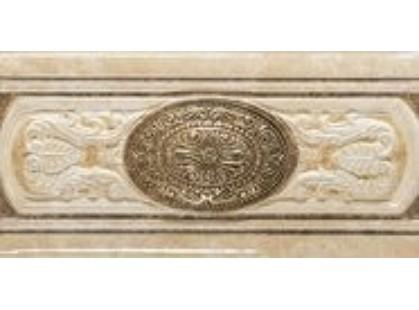 Ape ceramica Kavala Cenefa Ankara Marron