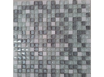 Aquarelle Мозаика стекло/камень 8мм VR017
