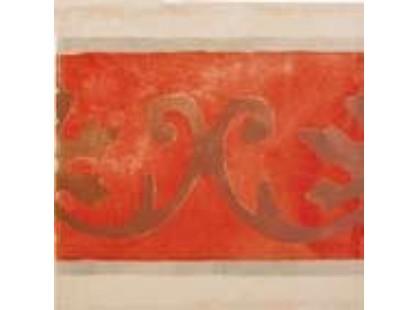 Arkadia (Eco ceramica) Cementi Novecento Naturale Marrone Fascia 10