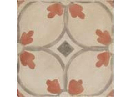 Arkadia (Eco ceramica) Cementi Novecento Naturale Rosso Fiore 10