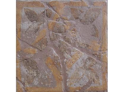 Arkadia (Eco ceramica) I Mecenati Naturale Arancio Composizione Fiore 12