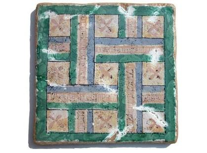 Arkadia (Eco ceramica) Maestri Ceramisti Naturale Intreccio 11