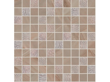 Articer Agate Mosaico Agate Taupe