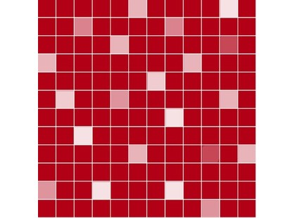 Articer Gold Mosaico Rouge