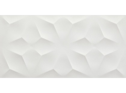 Atlas Concorde 3D Wall 3D Diamond White Matt.