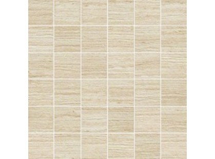 Atlas Concorde Sunrock Travertino Almond Mosaico matt