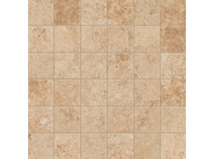 Atlas Concorde Sunrock Bourgogne Sand Mosaico matt