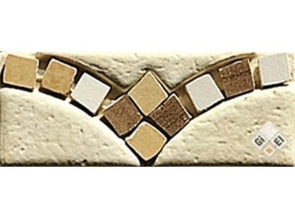 Atlas Concorde Stone & Marble Sto. Crema Trani 10 Listello M