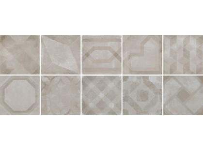 Aurelia Ceramiche Vintage Decoro MIX Cemento