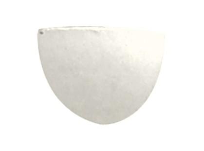 Ava Eden Ang. Chiusura Listello Lustrato C Bianco