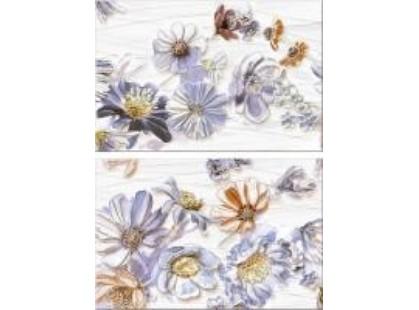 Azori Dream Blue Floret