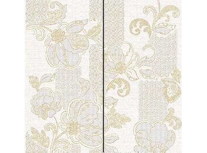 Azori Illusio Beige Pattern
