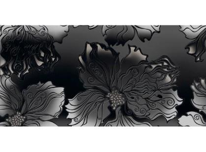 Azori Валькирия Антрацит Цветы