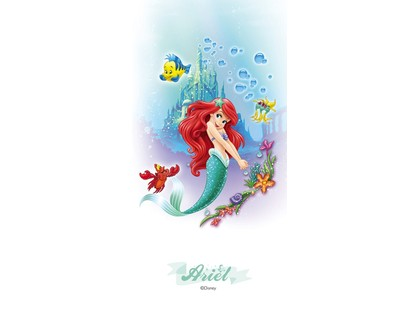 Azteca Disney Princess R3060 Ariel R3060 Décor