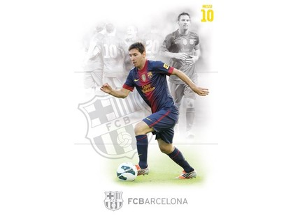 Azteca FC Barcelona Messi 3h R3060 (Комплект Из 3-Х Плиток)