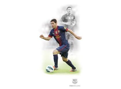 Azteca FC Barcelona Messi R3060